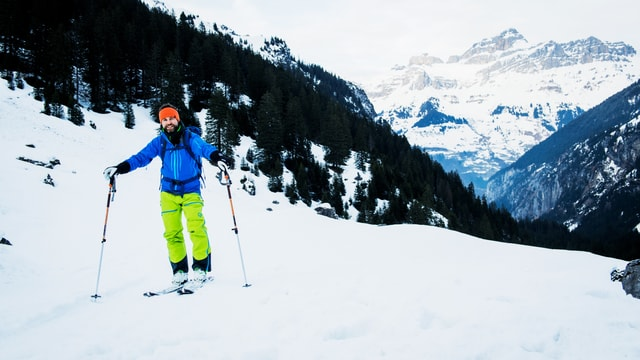 Video ««SRF bi de Lüt – Winter Wunderland»: einmalige Wintererlebnisse» abspielen