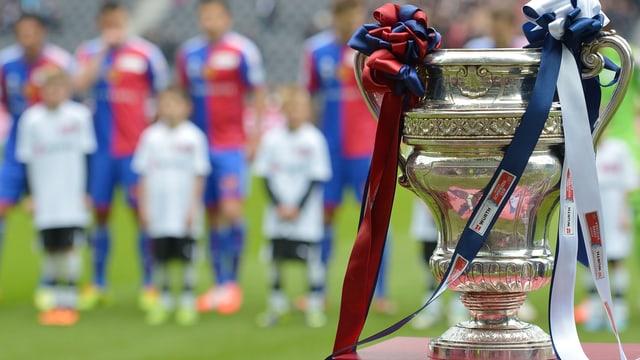 Der Cup-Pokal.
