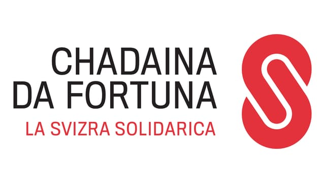 Logo Chadaina da Fortuna – La Svizra solidarica.