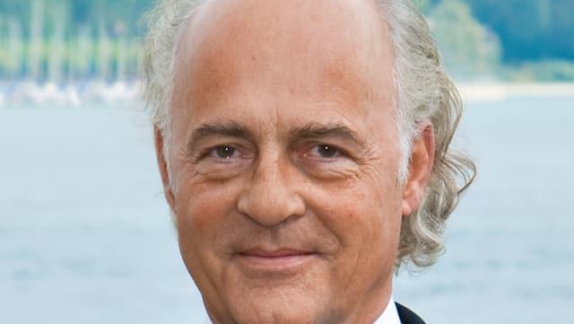 Portraitbild Klaus Endress