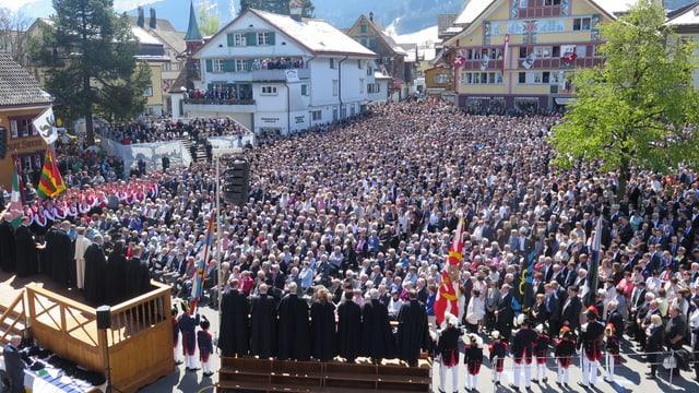 Landsgemeinde Appenzell