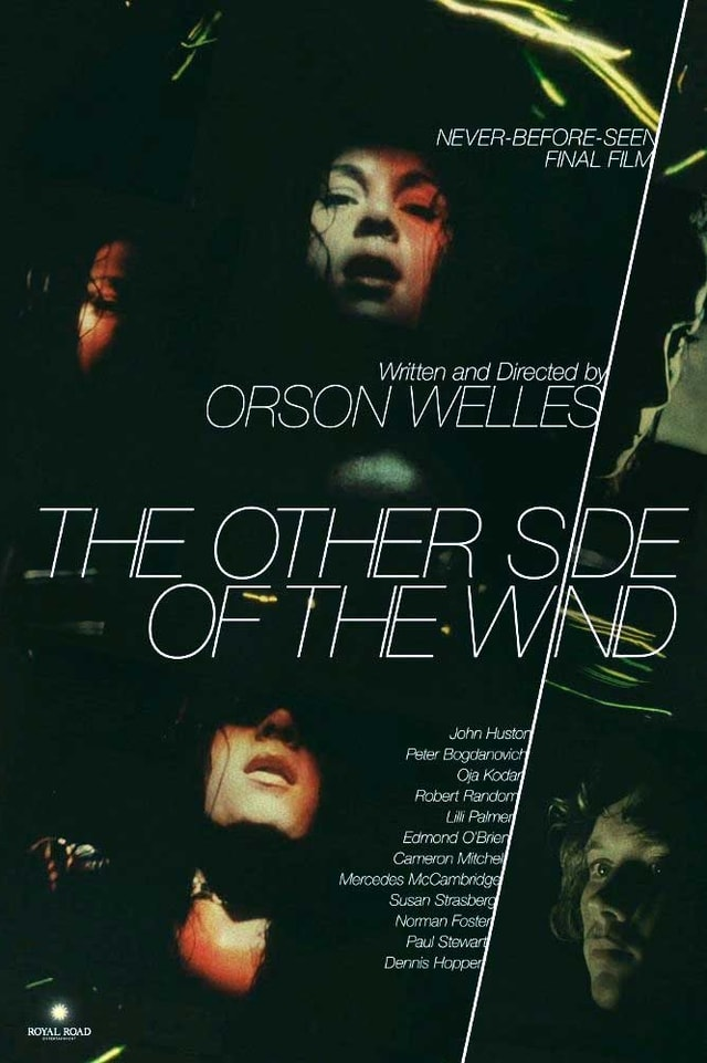 Filmplakat: The Other Side of the Wind