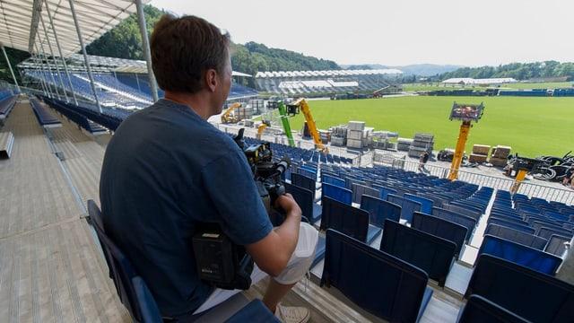52'013 Zuschauer fasst die Schwing-Arena in Burgdorf. Grösser war ein Stadion am Eidgenössischen noch nie.