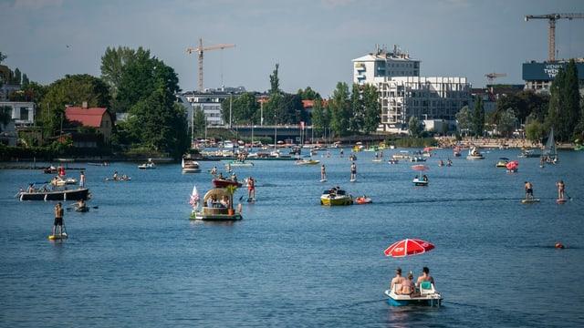 Wien Donau.