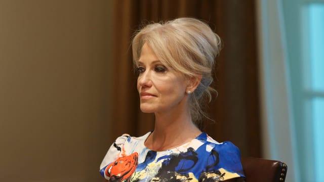 Trump-Beraterin Conway unter Beschuss