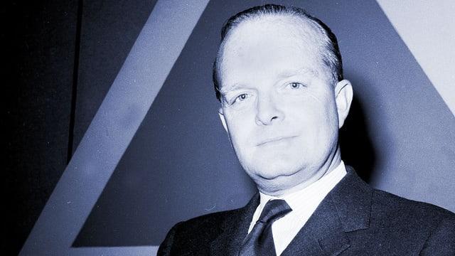 Portrait Truman Capote