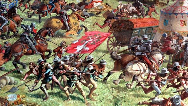 Schlacht bei Murten