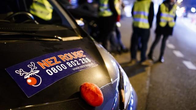 Taxi dal nez rouge