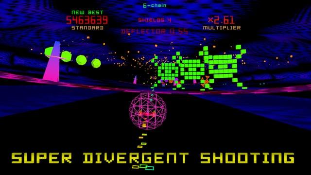 Super Divergent Shooting