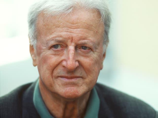 Galt als einer der wichtigsten italienischsprachigen Poeten der Nachkriegszeit: Giorgio Orelli.