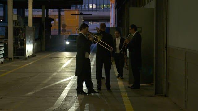 Video «Geburtstag im Exil - 150 Jahre Tonhalle-Orchester» abspielen
