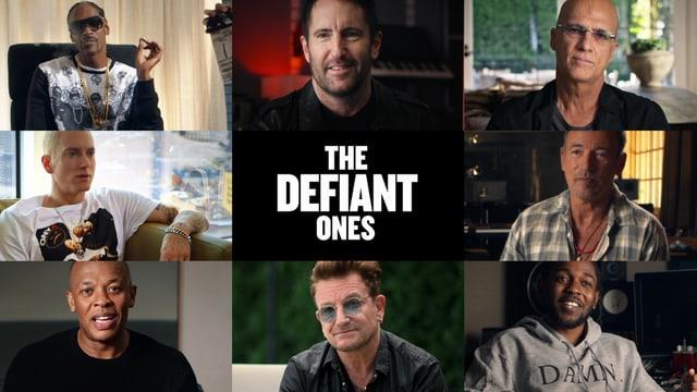 «The Defiant Ones» mit Staraufgebot