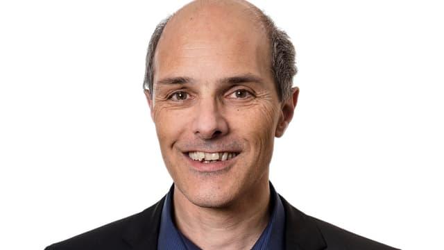 Porträt Martin Mächler.