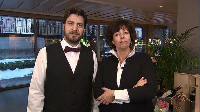 Video «Kanton Schwyz – Tag 1 – Restaurant Capolinea, Pfäffikon» abspielen