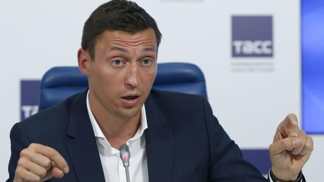 Alexander Legkow wird nicht an der Tour de Ski teilnehmen.