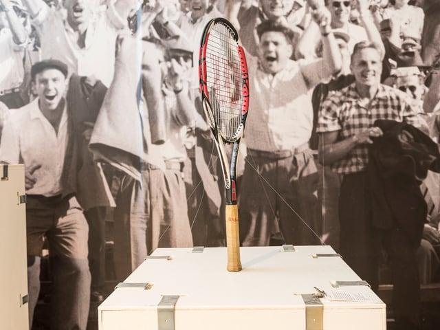 Tennisschläger von Roger Federer