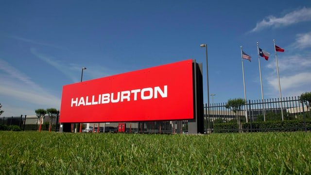 Halliburton-Hauptsitz in Houston, Texas