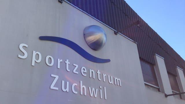 Logo Sportzentrum Zuchwil