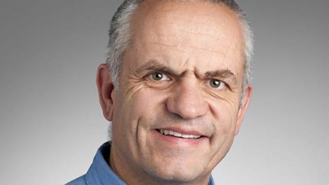 Der Lausanner Mediziner Vincent Mooser
