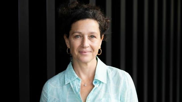 Delia Mayer ist Dorothea Germann.