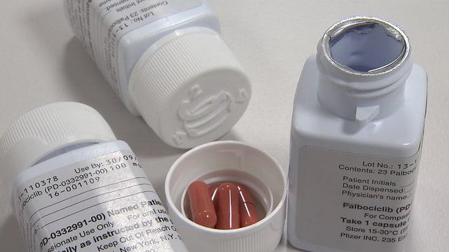 Medikamente.