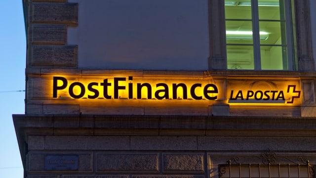inscripziun postfinance vid in bajetg