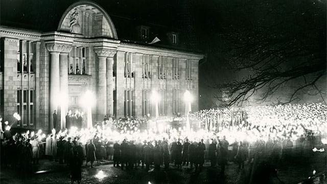 Uni Zürich zur Nazizeit - «Diskreter Antisemitismus» im Hörsaal