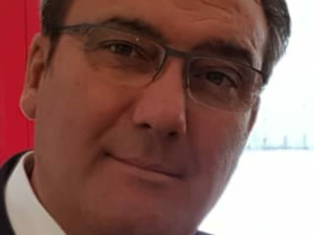 Egidio Stigliano heute.