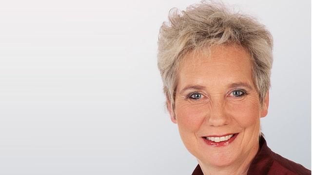 Elita Florin-Caluori, presidenta communala da Panaduz.