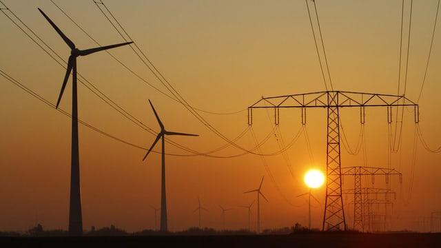 Windkraft in Deutschland