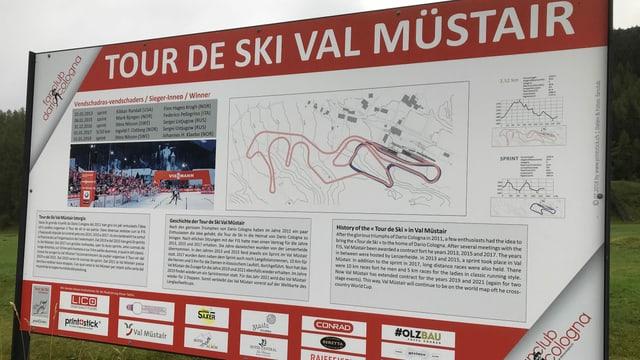 Il traject dal Tds en Val Müstair