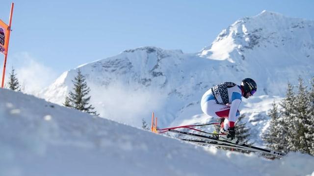Zwei Lauberhornabfahrten, dafür kein Wengen-Slalom?