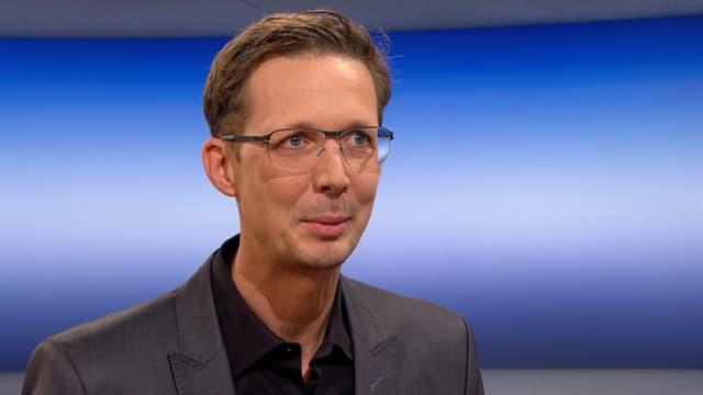 Porträt Michael Hermann