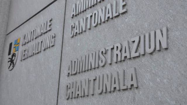Inscripziun administraziun chantunala