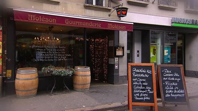 Video «Gewinner Spezial – Tag 3 – Gourmanderie Moléson, Bern» abspielen