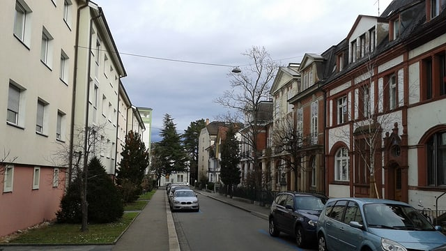 Pilgerstrasse