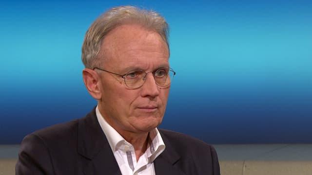 Video «Roger Schawinski im Gespräch mit Hans-Ulrich Bigler» abspielen