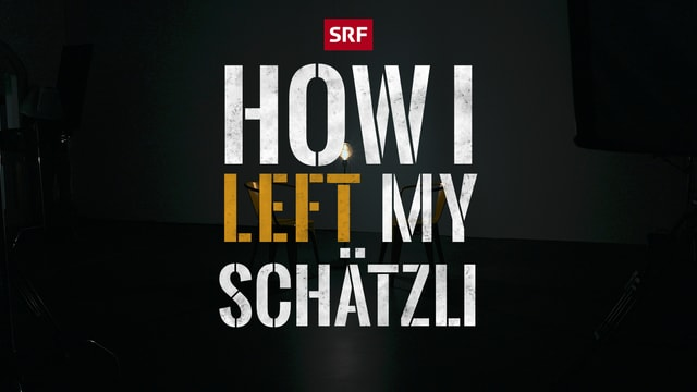 "Logo ""How I left my Schätzli"""