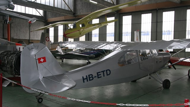 Fliegermuseum Altenrhein