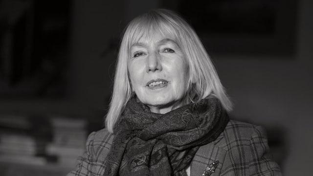 Brigitte Kronauer.