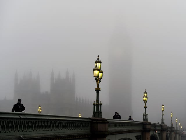 london nebel