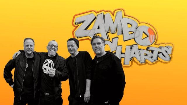 Fanta Vier auf dem Weg in die «Zambo»-Charts?
