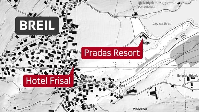 Hotel Frisal e Pradas Resort a Breil