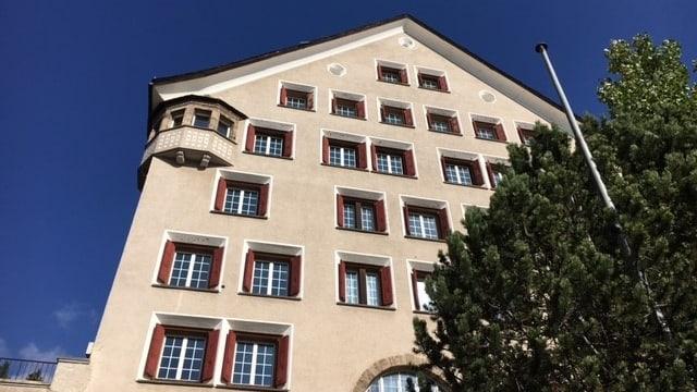 Fatscha Hotel La Margna