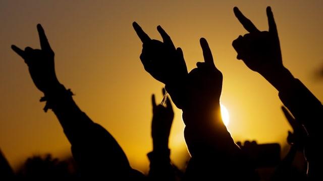 Musik ist Leidenschaft, Liebe und Leben. Musik ist was bleibt, wenn alles andere weg ist.