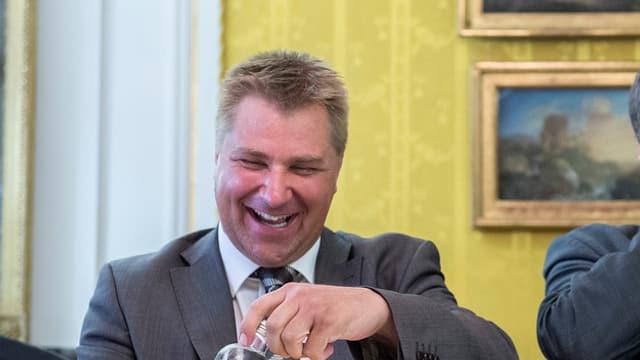 Toni Brunner president da la PPS.