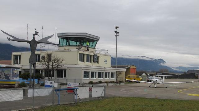 Flughafen Grenchen