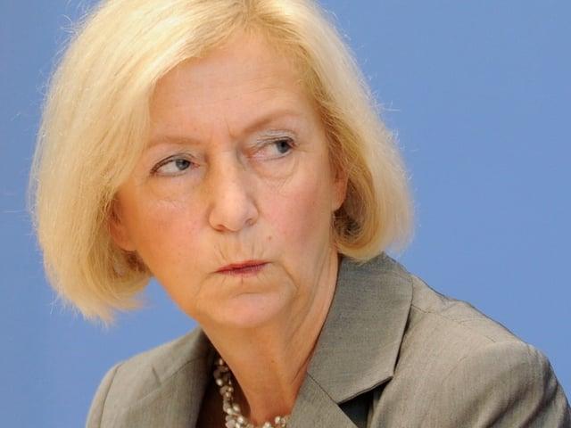 Johanna Wanka.