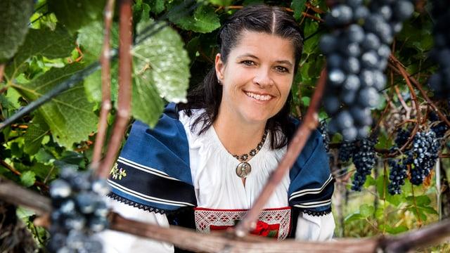Video ««SRF bi de Lüt – Landfrauenküche»: Caroline Schweizer (BL)» abspielen