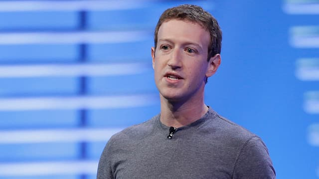 Mark Zuckerberg, il schef da concern da Facebook.